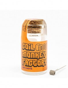 Coil ALIEN TRICORE ID 2,5mm 0.20 ohm - Coil Monkey Factory