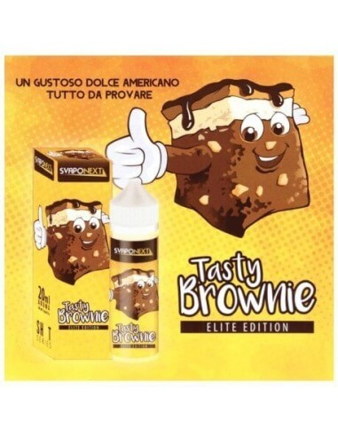 Tasty brownie 20ml by SvapoNext