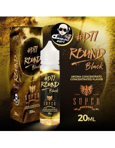 Round Black - Super Flavor