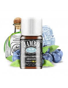 Jambo No.88 Aroma Concentrato 10 ml - Dreamods