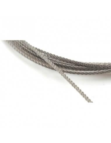 Genesis Rope Kanthal 3x4x0.1 (Flat) - Frolov's Lab