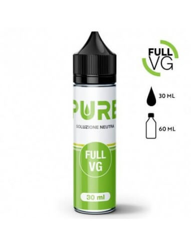 Full VG 30 ML in bottiglia 60 ML - Pure