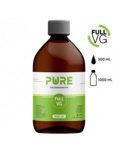 Full VG 500 ML in bottiglia da 1 L - Pure