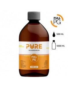 Full PG 500 ML in bottiglia da 1 L - Pure