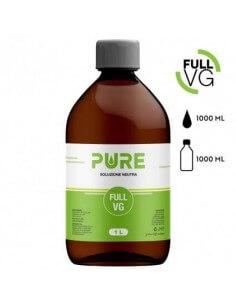 Full VG 1 l in bottiglia da 1 L - Pure
