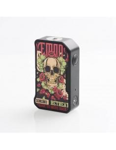 MVV II Mech Mod - DOVPO (skull & roses)