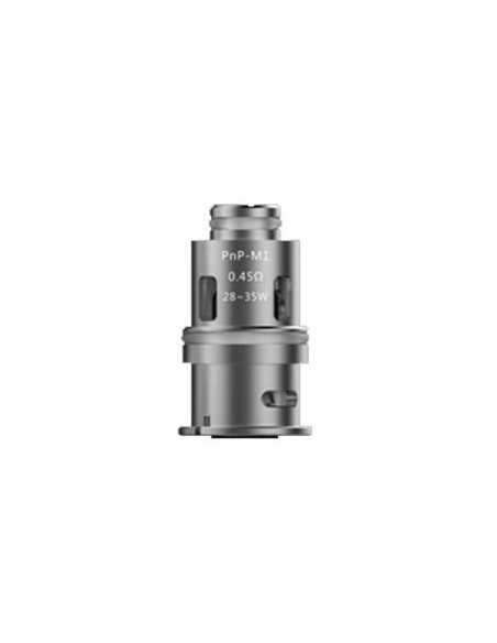 Testina Coil di Ricambio pnp-m1 coil 0.45 ohm - Voopoo (5pz)