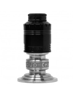 Triarii RDA 30mm - Cloud chaser inc (black)