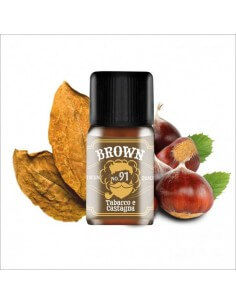 Brown No.91 Aroma Concentrato 10 ml - Dreamods