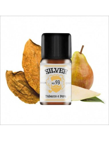 Silver No.93 Aroma Concentrato 10 ml - Dreamods