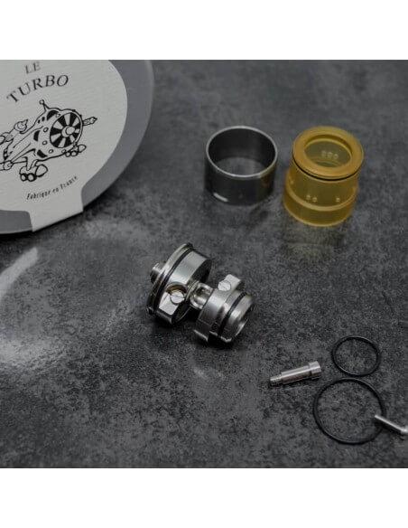 Le Turbo RDA - Vaponaute