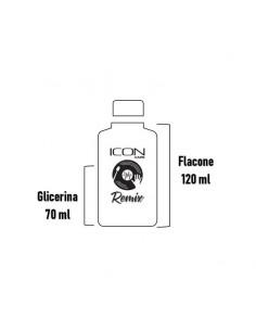 Full VG 70 ml in bottiglia da 120 ml - Icon vape