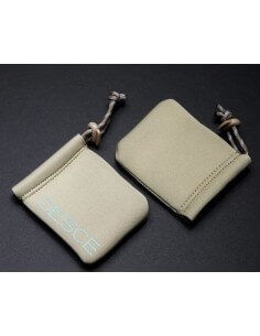Desce - REGULAR Mod Case - KHAKI/LIGHT BLUE
