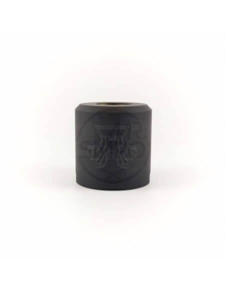 Kennedy Cap 25 mm - 28 mm by Mammoth Creations (black)