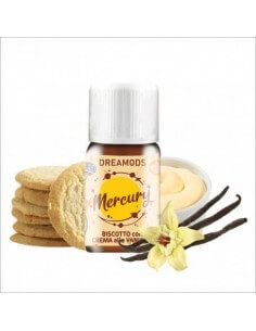 The rocket Mercury Aroma concentrato 10 ml - Dreamods