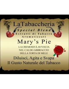 Mary's pie  - La Tabaccheria
