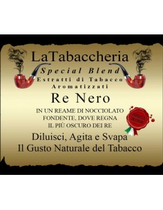 Re Nero - La Tabaccheria