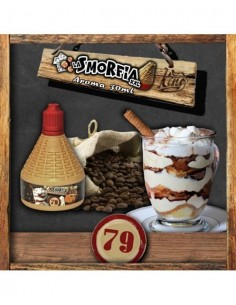 Aroma Concentrato La Smorfia n 79 30ml by King Liquid