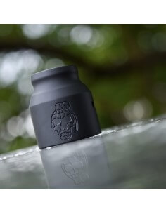 Grenade 20700 Cap - CompLyfe (Matte Black)