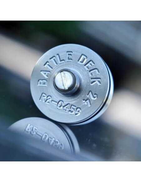 Battle Deck BD24 (22mm) - Comp Lyfe pin