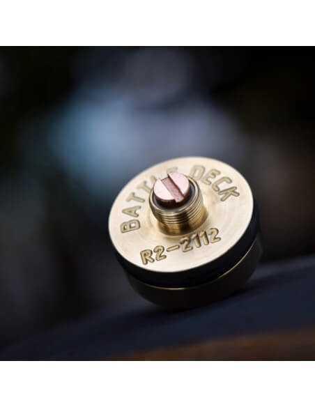Battle Deck BD2 (20mm) - Comp Lyfe (Brass) pin