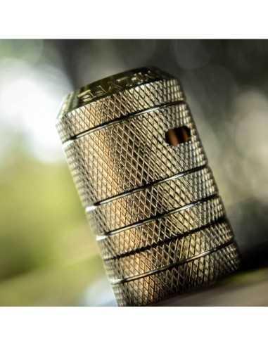 Mini Cap Knurl - Comp Lyfe (Brass)