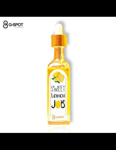 Sweet Lemon Job - G-spot