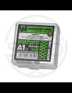 NexMESH Extreme Profile 1.5 - Wotofo (10pz)
