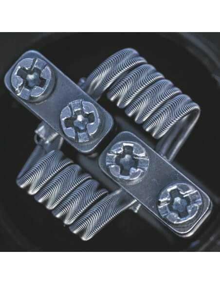Coil BIGASS FRALIEN ID 3,5mm 0.08 ohm - Breakill's Alien Lab (X-Treme)