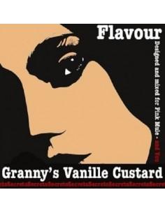 Granny's Vanille Custard - Secrets Flavour