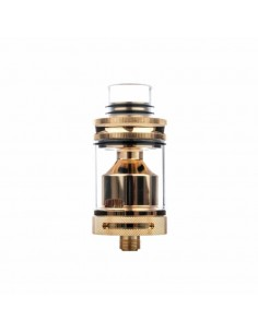 Petri RTA 22mm Tank 24K gold plated by Dotmod Inc