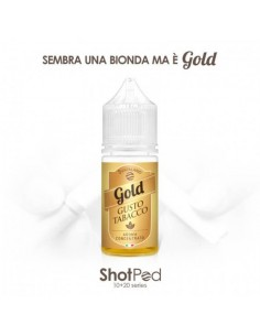 Aroma Concentrato Gold - Svapaland