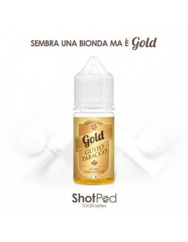 Gold Liquido Scomposto 10 ml - Svapaland