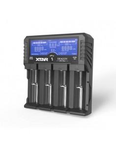 Caricabatterie VP4 Plus Dragon - XTAR