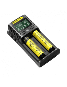 Caricabatterie UMS2 - Nitecore