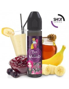 Trip in Wonderland - Iron Vaper aroma shot series