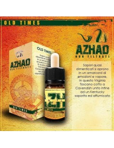 Old Times - Azhad's Elixirs