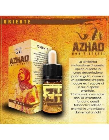 Oriente - Azhad's Elixirs