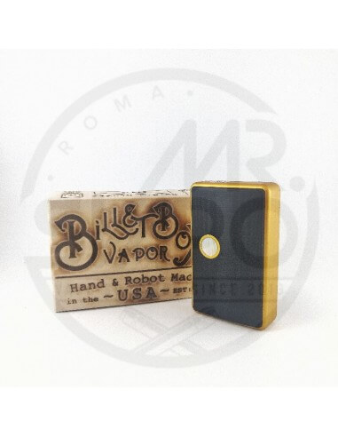 BILLET BOX R4 DNA 60 - FASHION NUGGET (MOP) Tasto Madreperla