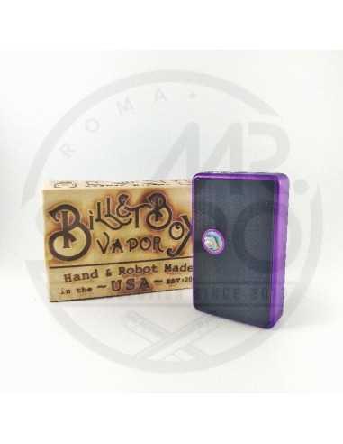BILLET BOX R4 DNA 60 - PAUA UNICORN POO (PAB) Tasto Abalone