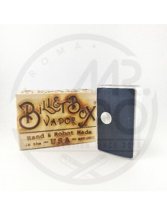 BILLET BOX R4 DNA 60 - PIEBALD (MOP) Tasto Madreperla