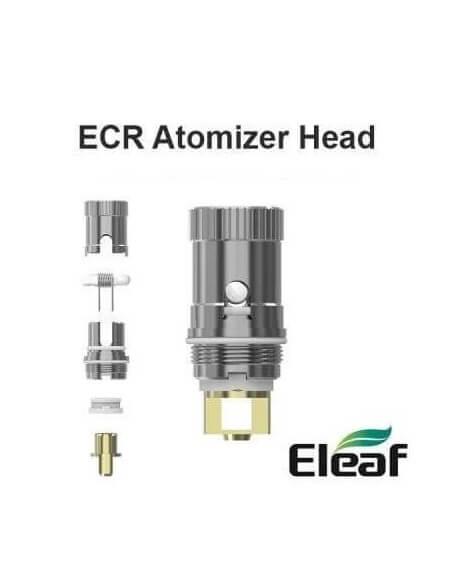 Testina Coil di Ricambio ECR (rigenerabile) - Eleaf