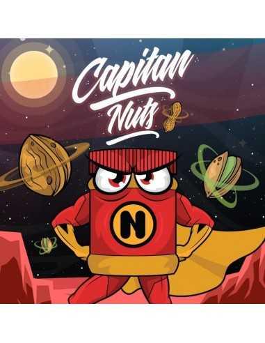 Capitan Nuts Aroma Scomposto - Shake 'N' Vape (75ml)
