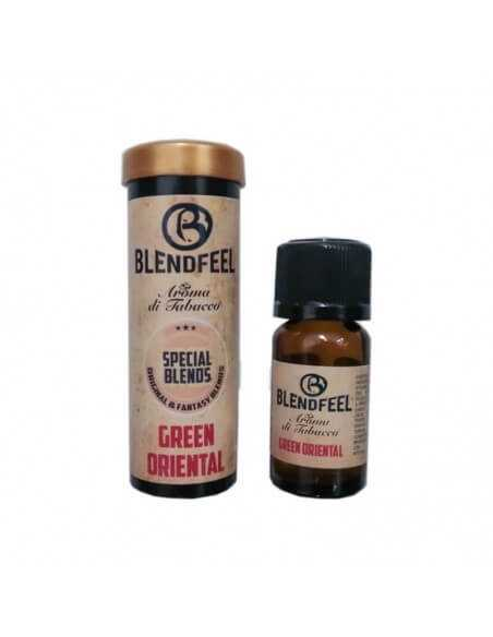 Green oriental – BlendFeel