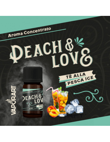 Peach & Love - VaporArt