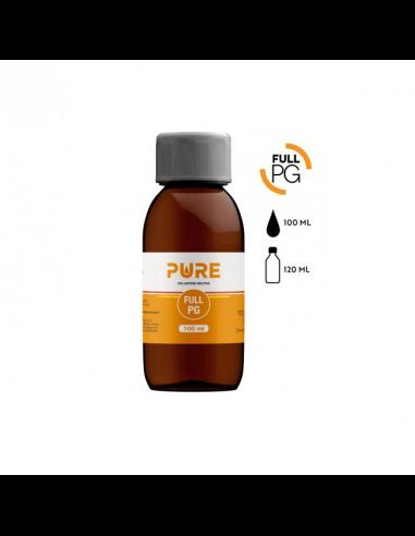 Full PG 100 ml in bottiglia da 120 ml - Pure