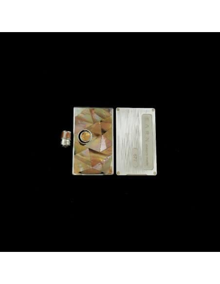 Set Custom 577 per Billet Box - Earn (Brown Pearl)