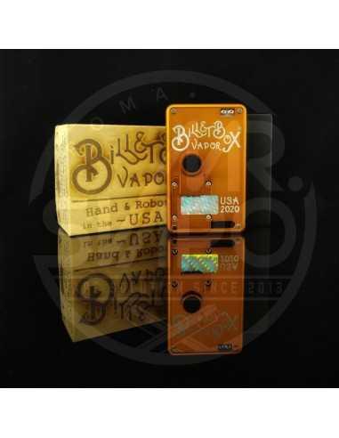 BILLET BOX R4.b DNA 60 - KURBIS tasto Nero