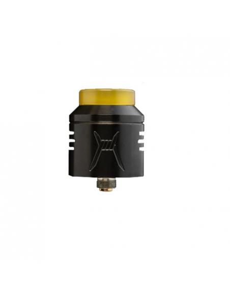 Purge X 25mm RDA - Purge Mods (black)