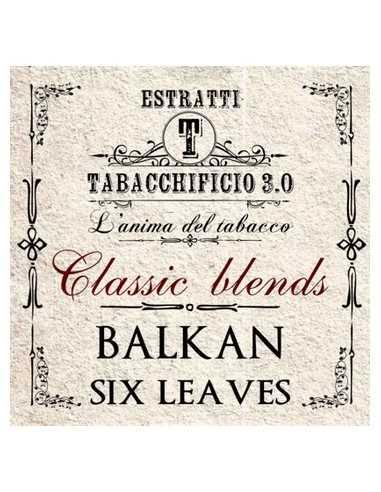 Balkan Six Leaves Aroma - Estratti Tabacchificio 3.0